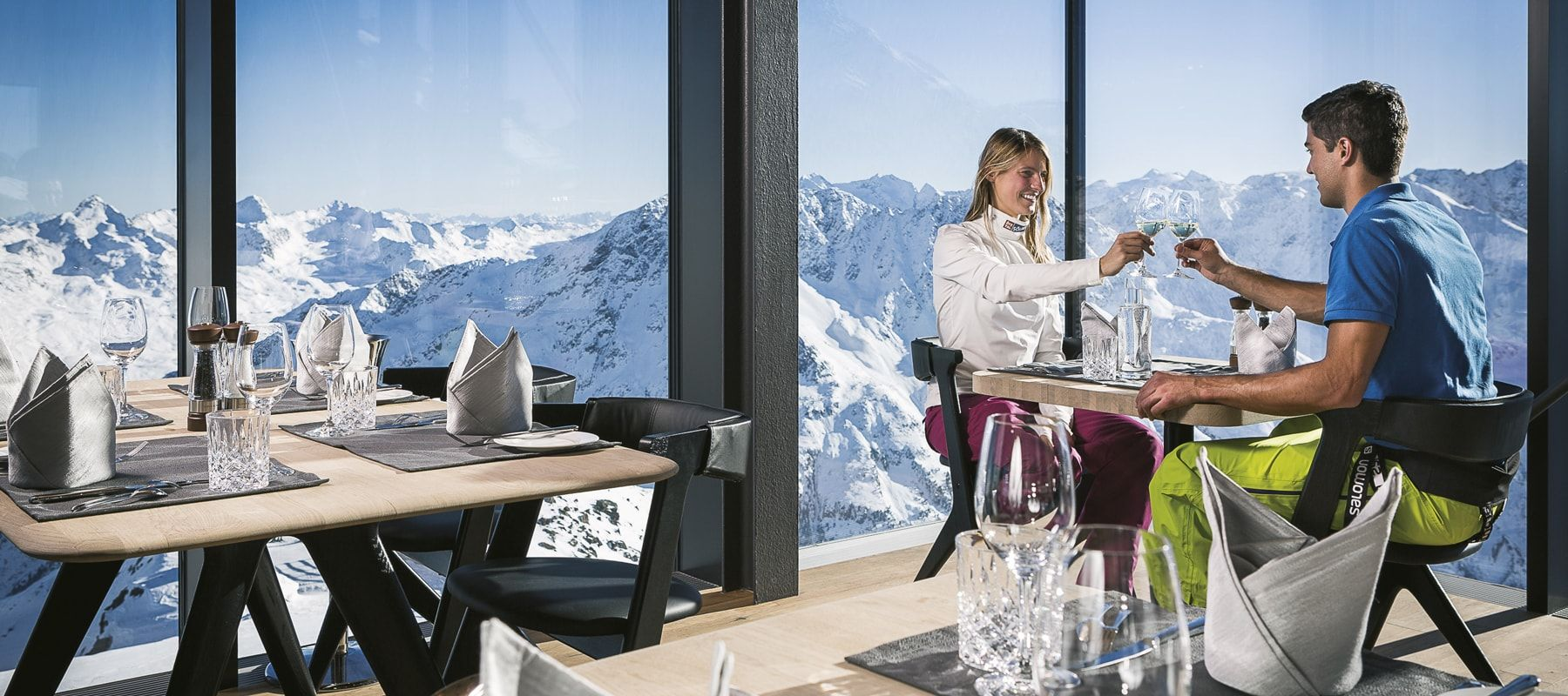 Sölden Iceq Restaurant
