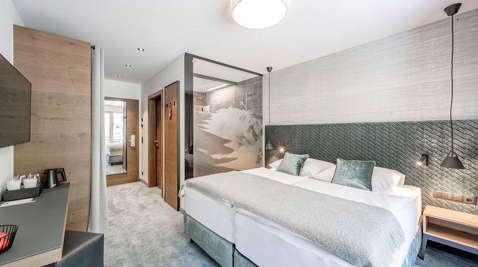 Suite Ambiente Superior mit Balkon
