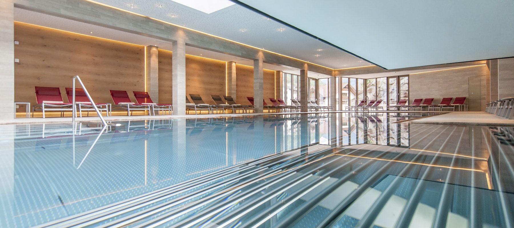 Hotel Tyrolerhof Indoorpool