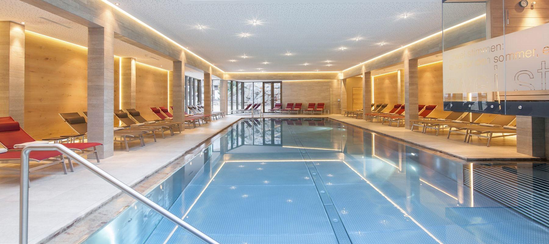 Hotel Tyrolerhof Pool