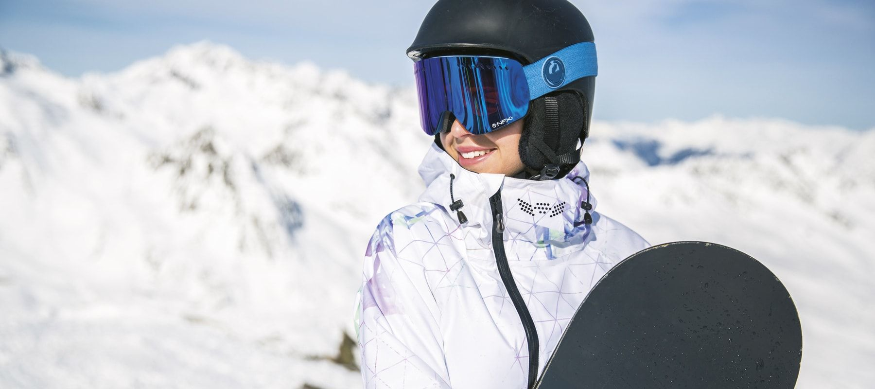 Sölden snowboarden