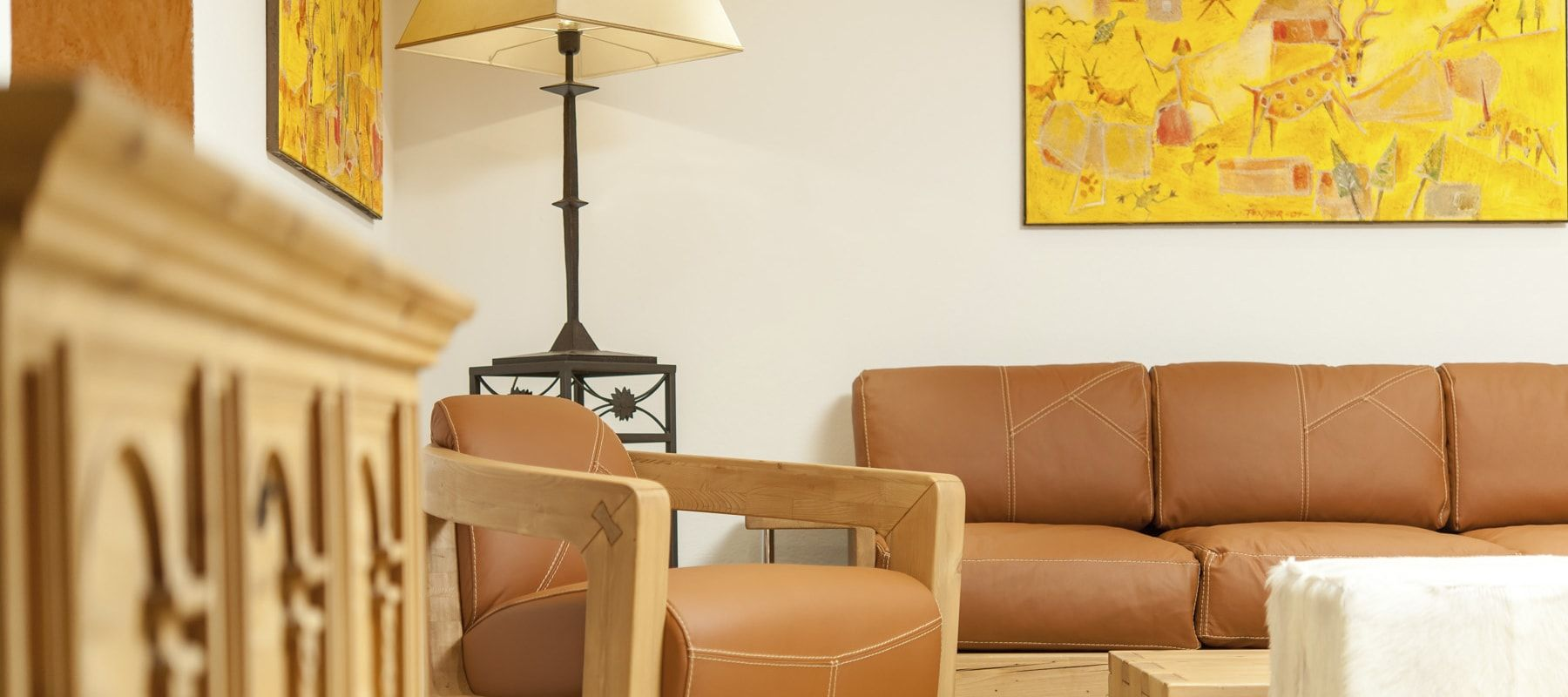 Hotel Tyrolerhof Lounge
