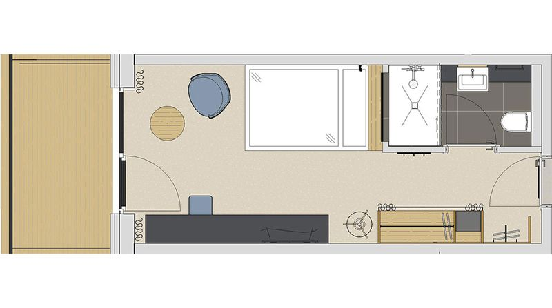 Single Room Ambiente Superior