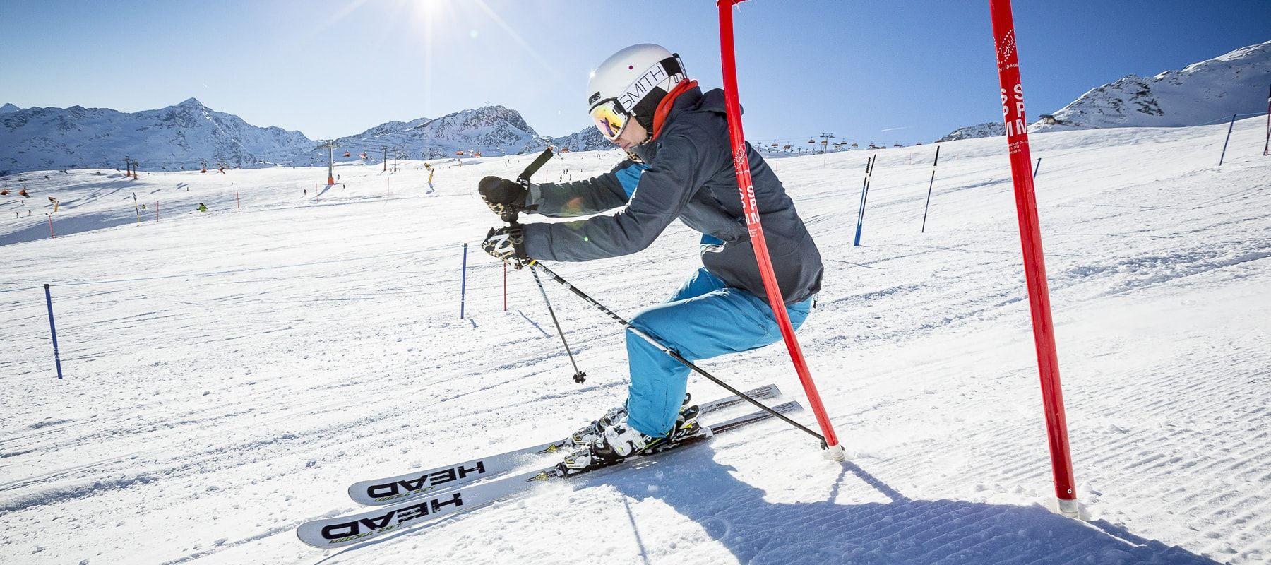 Sölden skifahren