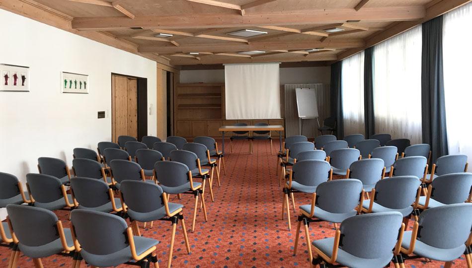 Seminarraum im Tyrolerhof