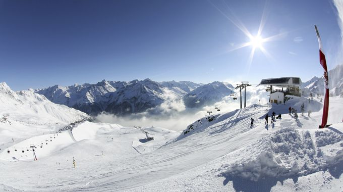 Webcams im Skigebiet