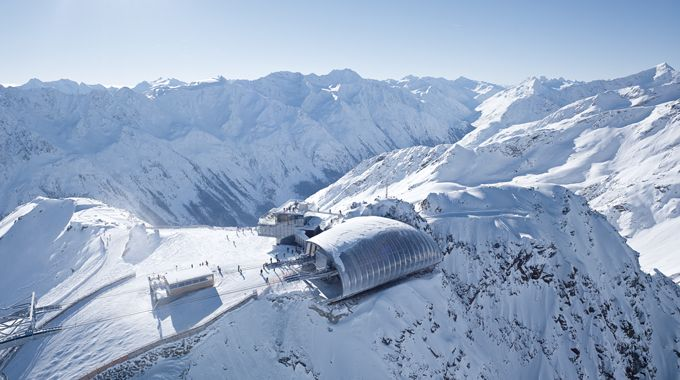 Ski Area Soelden
