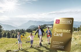 Oetztal inside summer card